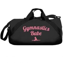 Gymnastics babe