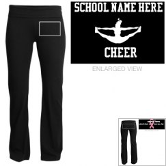 cheer pants