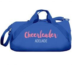 Adelaide cheerleader bag