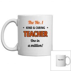 Kind & caring teacher