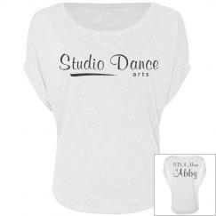 Dance Mom Slouch Shirt