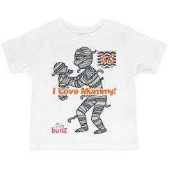 Halloween Mummy Tee