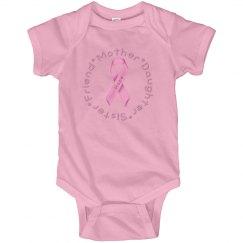 Pink Ribbon Of Hope