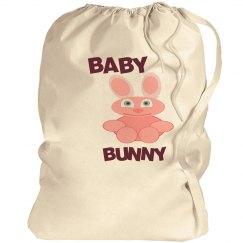 Baby Bunny Laundry Bag