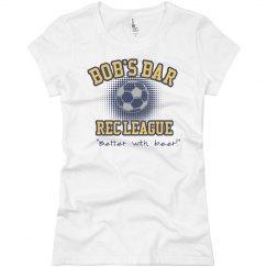 Bob's Bar Soccer League