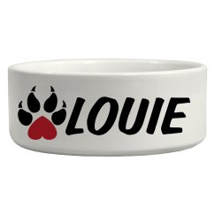 Louie, Dog Bowl