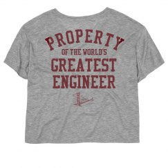 Property of the world's greatest engineer