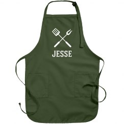 Jesse Personalized Apron