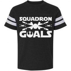 Squad Goals In Space
