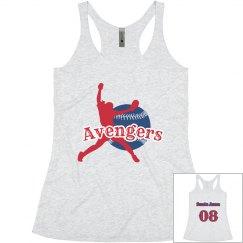 Avengers Pitcher