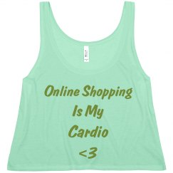 Online Shopping Tank