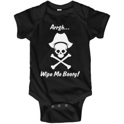 Wipe Me Booty!