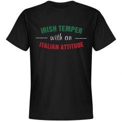 Irish-Italian Personality