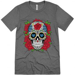 Day of Dead Sugar Skull