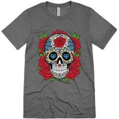 Day of Dead Sugar Skull