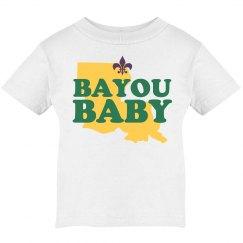 Bayou Baby Mardi Gras
