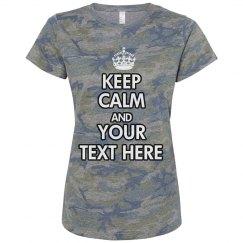 Keep Calm Cheetah