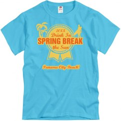 Blue Ribbon Spring Break