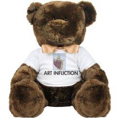 A.I. Plush Bear Large