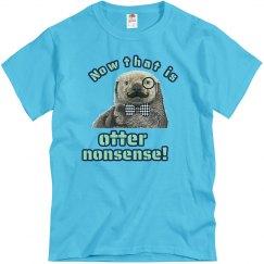 Otter Nonsense Adult
