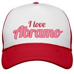 I love Abramo
