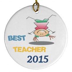 Best Teacher 2015