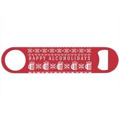 Christmas Drinking Pun Alcoholidays