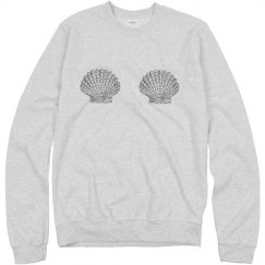 Sea Shell Twins Pullover