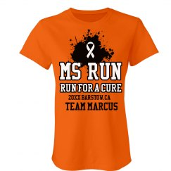 Run For A Cure Tee