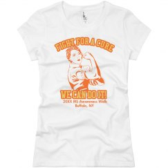 MS Rosie Fight Tee