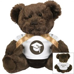Graduation Cuddly Bear