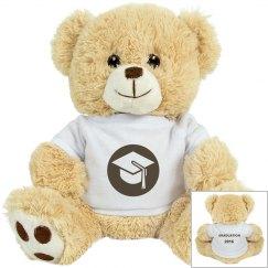 Graduation Cuddly Bear