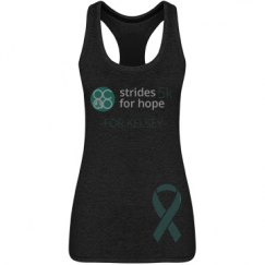 Strides For Hope Ribbon