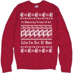 Need more beer bear