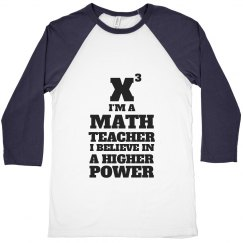 Higher Power Of Math