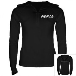 Fierce 1/2Zip Long Sleeve