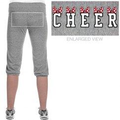 Cheer Bow Girl
