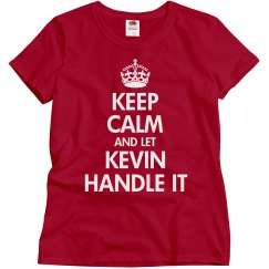 Let margie handle it