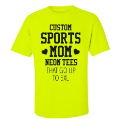 Plus Size Sport Mom Shirts