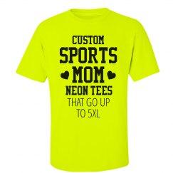Plus Size Sport Mom Shirts