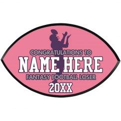 A Fantasy Football Loser