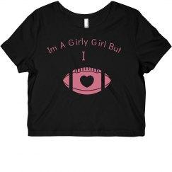 Girly Girl Sports Short