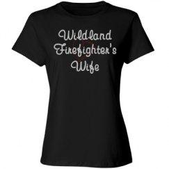 Wildland Firefighter's Wife Tee