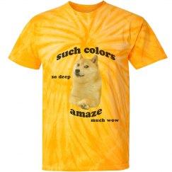 Tie Dye Doge