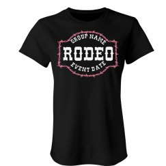 Rodeo Barbed Wire