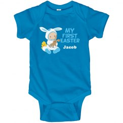 Baby Boy's First Easter