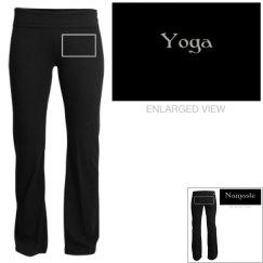 Adorable Glittery Yoga, Yoga pants