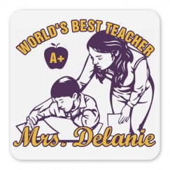 Best Teacher Gift Magnet