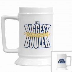 Biggest Boozer Mug w/Back