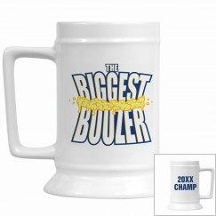 Biggest Boozer Mug w/Back